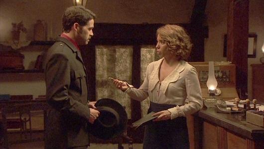 Il Segreto, Emilia ruba le chiavi della villa di Francisca (puntata del 15 maggio)