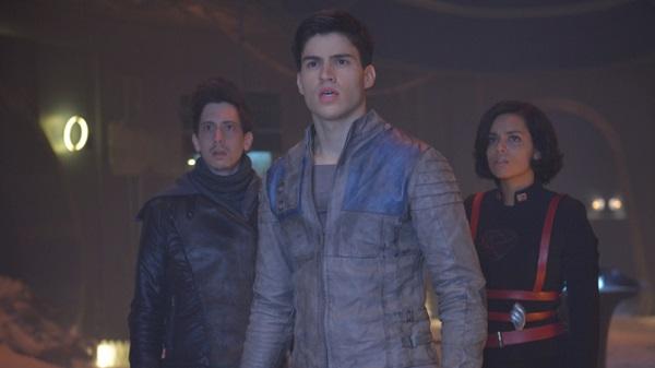 Syfy: ordinate Krypton e Happy, la serie Nightflyers è in sviluppo