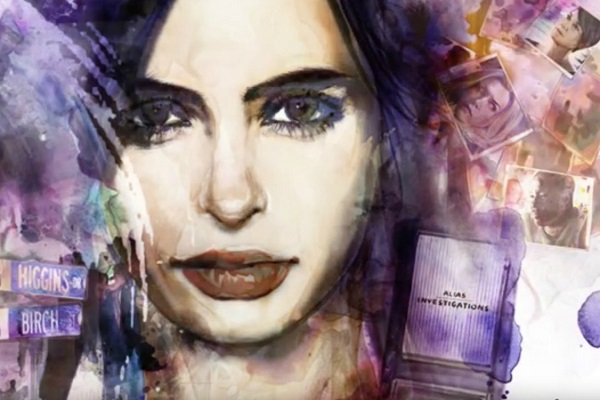 Jessica Jones 2: nuove foto dal set a New York