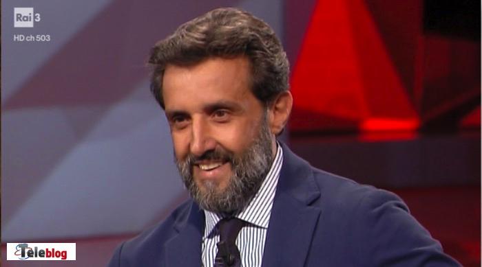 Flavio Insinna a #cartabianca: Insinna logorroico si difende come può!