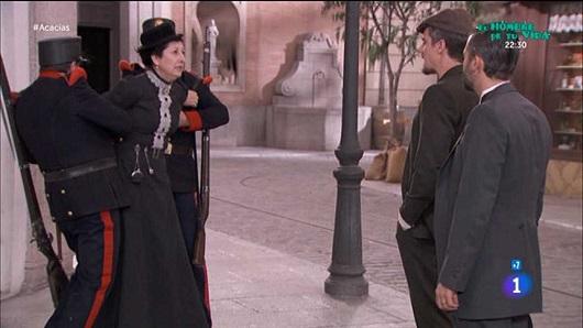 Una vita, Ursula viene arrestata (puntata del 20 maggio)