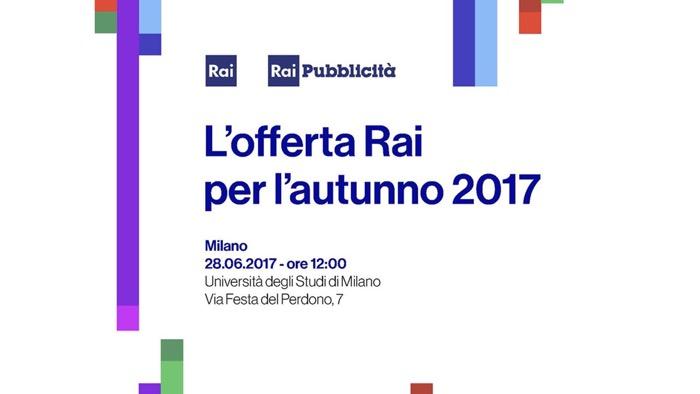 Palinsesti Rai 2017/18 presentati: Benigni e tutte le novità