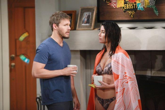 Beautiful, Brooke torna da Ridge (puntata del 20 giugno)