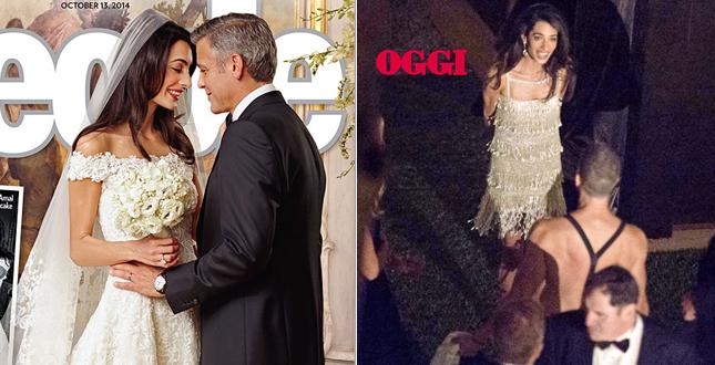 George Clooney e Amal Alamuddin genitori: sono nati Alexander e Ella!