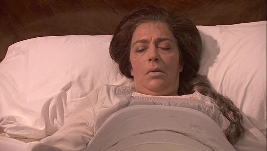 Il Segreto, Francisca cederà tutti suoi beni? (Puntata del 30 giugno)