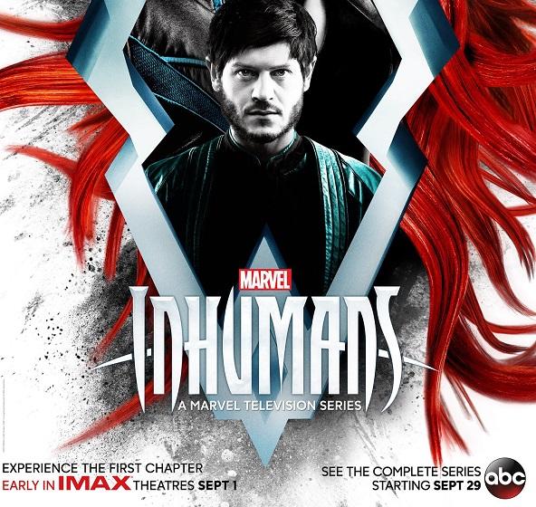 Inhumans: ecco il primo trailer ufficiale!