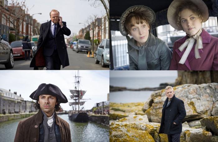 """""""Dal libro alla tv"""", un ciclo di serie tv tratta da romanzi best seller su laF"""