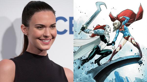 Supergirl: Odette Annable sarà il villain della terza stagione