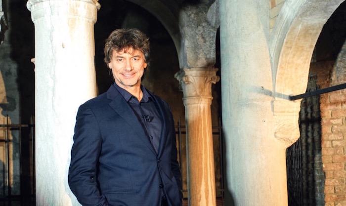 Stanotte a Venezia, con Alberto Angela su Rai Uno