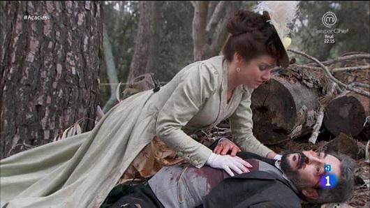 Una vita, il ricatto di Teresa (puntata del 26 giugno)