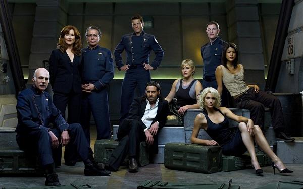 Battlestar Galactica: nuova reunion del cast al Comic-Con di San Diego
