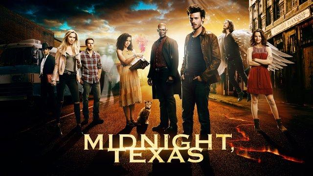 Midnight Texas, dai romanzi di Charlaine Harris (True blood): tornano i vampiri, gli angeli e le streghe