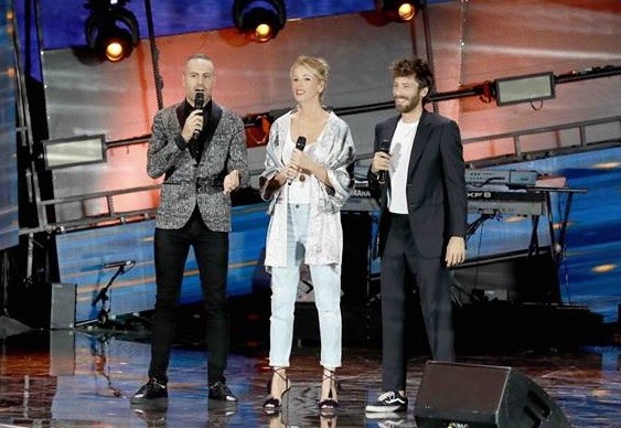 Ascolti tv del 4 luglio: serata vinta dal Wind Summer festival