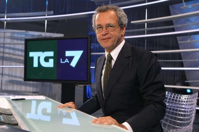 Palinsesti La7: Mentana, Gruber, Francesco Facchinetti, Grey's Anatomy: tutte le novità