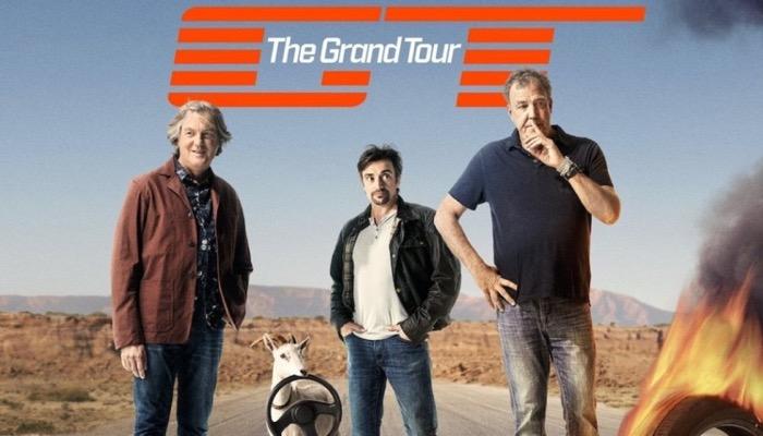 The grand tour, l'anteprima della seconda stagione per il Prime day di Amazon