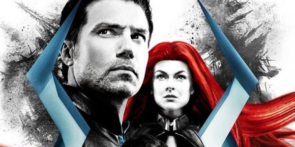 Lotte interne per il potere nel secondo trailer della serie Inhumans