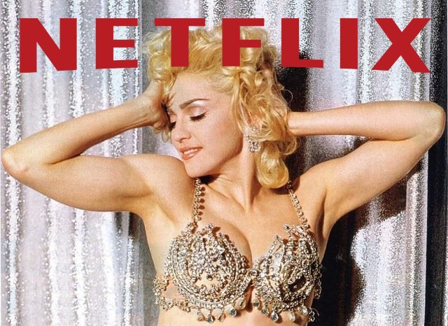 Madonna e Netflix insieme per un progetto ancora top secret!