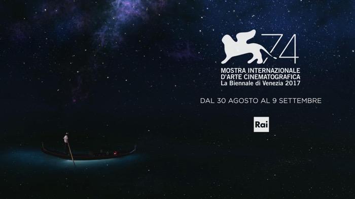 Festival del cinema di Venezia: la programmazione della Rai [lo spot]