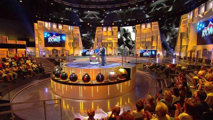 Boom! Riparte il game show di NOVE con Max Giusti
