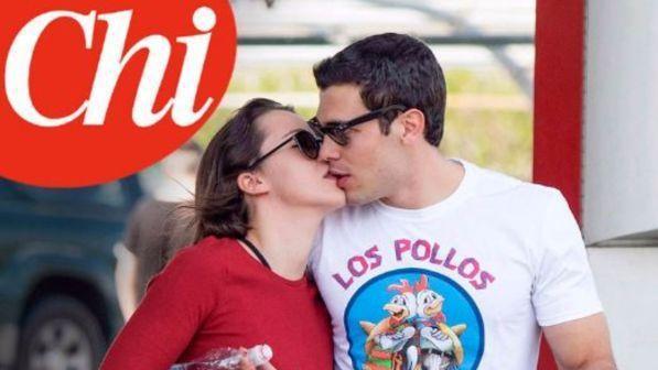 """Aurora Ramazzotti: """"Goffredo Cerza è il mio primo vero amore"""""""