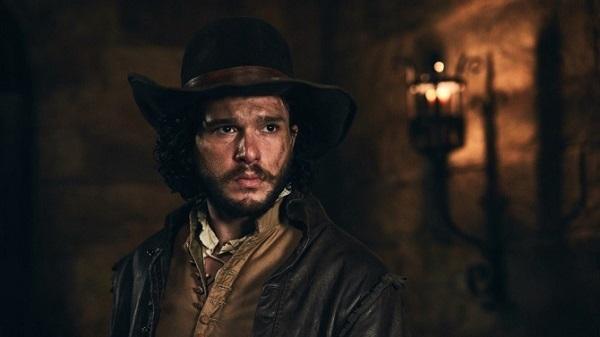 Gunpowder: primo trailer per la miniserie di BBC con protagonista Kit Harington