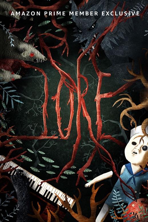 Lore, la premiere della nuova serie Amazon il 13 ottobre