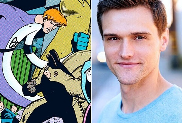 The Flash: Hartley Sawyer nel cast della quarta stagione