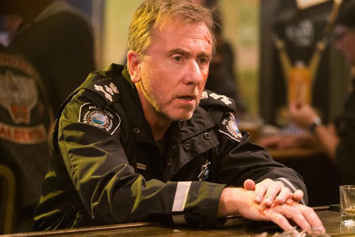 Tim Roth protagonista di Tin Star, l'intenso crime drama prodotto da Sky