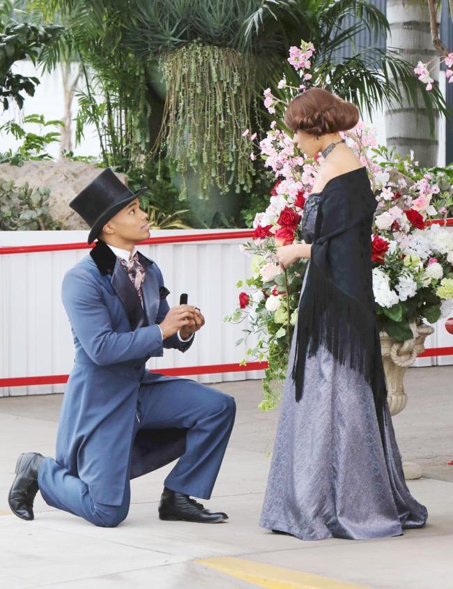 Beautiful, Zende e Nicole si sposano (puntata del 22 settembre)