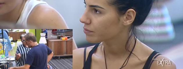Grande fratello vip, doppia regia su Mediaset Extra: Malgioglio sbugiarda Carmen Di Pietro