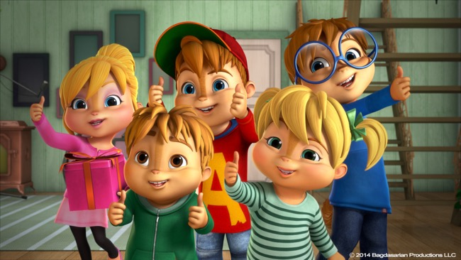 """Alvinn!!! and the Chipmunks"" e ""The Popples"", nuove serie su K2 e Frisbee"