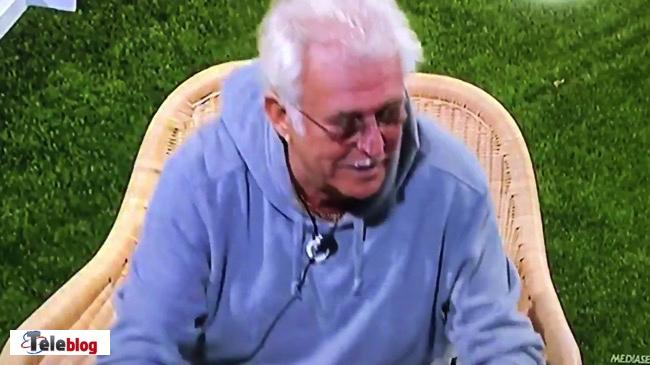 """Grande Fratello Vip, Marco Predolin: """"mi piacerebbe rientrare nella casa"""""""