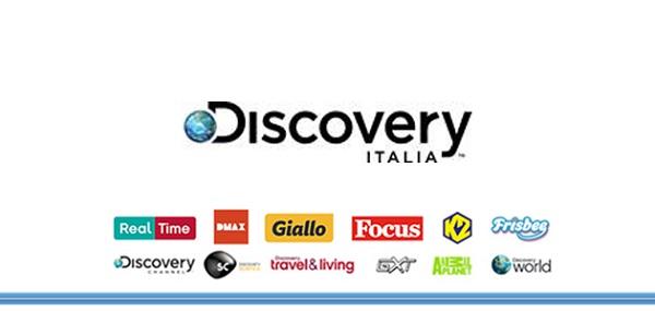 Discovery Italia: ecco il palinsesto della nuova stagione televisiva 2017/2018