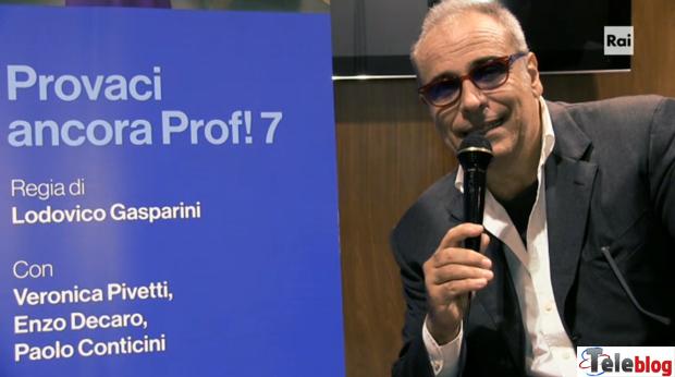 Provaci ancora prof! 7, i protagonisti: Enzo Decaro e il personaggio di Renzo nella nuova serie