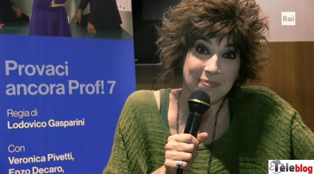 Provaci ancora prof! 7, i protagonisti: Veronica Pivetti e il personaggio di Camilla Baudino nella nuova serie