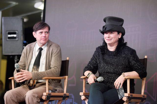 Amy Sherman-Palladino e Daniel Palladino: accordo pluriennale con Amazon Prime