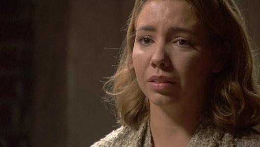Il Segreto, Lucas affronta Emilia (puntata del 12 settembre)