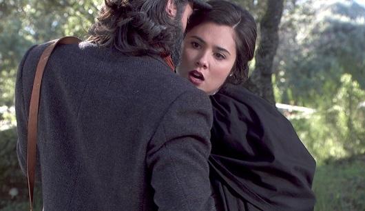 Il Segreto, Severiano tenta di uccidere Maria (puntata del 23 settembre)