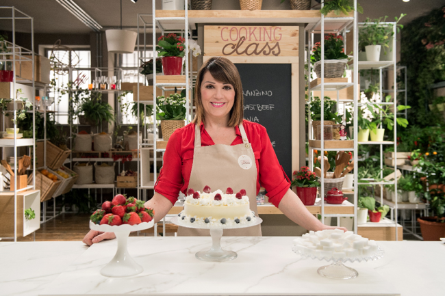 Coocking Class, Sonia Peronaci torna su Foxlife con la sua scuola di cucina