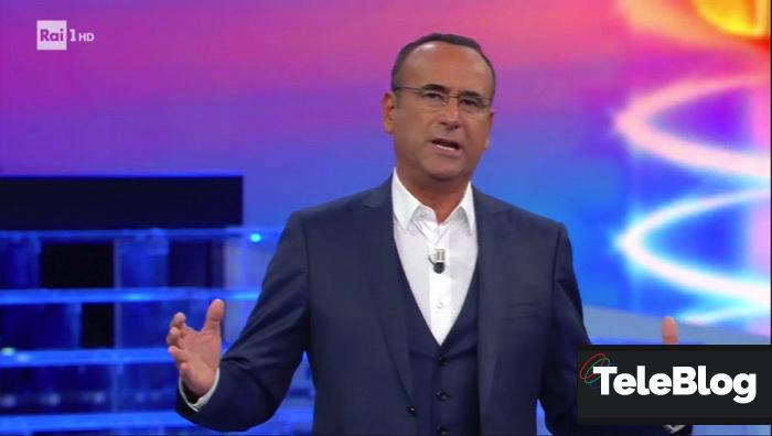 Ascolti tv del 22 settembre: serata vinta da Tale e quale show