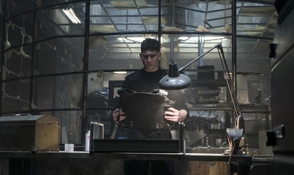 The Punisher: nelle nuove immagini il ritorno di Karen, Micro e il villain Jigsaw