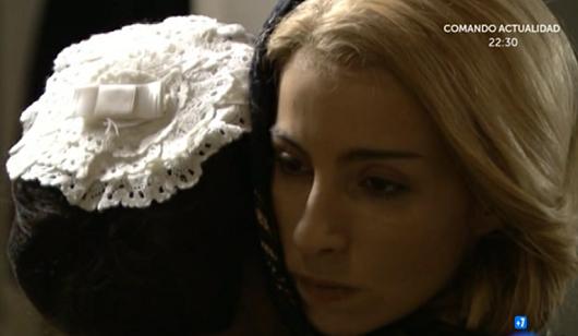 Una Vita, Teresa vuole salvare Cayetana (puntata del 28 settembre)