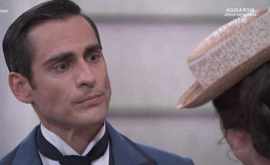 Una Vita, Liberto vuole Rosina mentre il duca lascia Cayetana (puntata del 19 settembre)