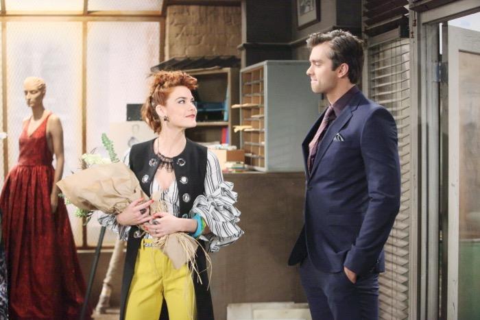 Beautiful, Spectra Fashion caput (puntata del 3 ottobre)