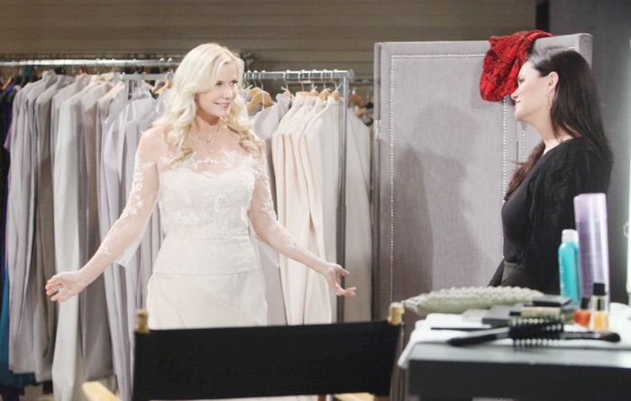 Beautiful, l'incredulità di Brooke (puntata del 17 ottobre)