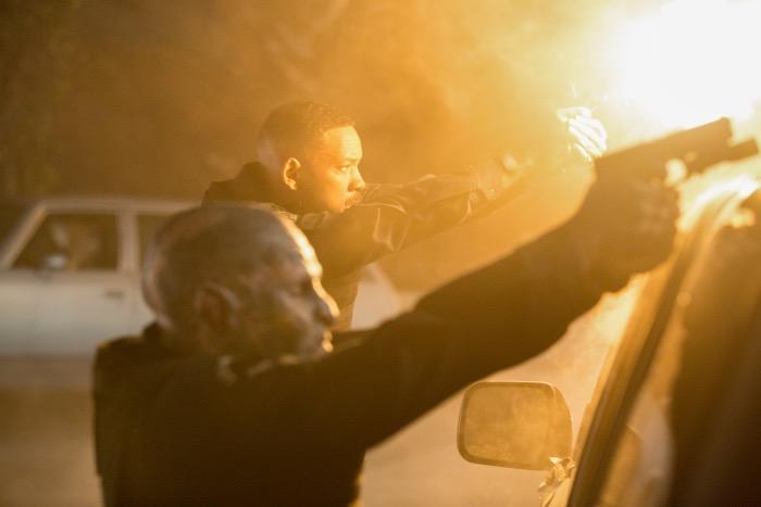 Bright, nuove immagini dal nuovo film Netflix con Will Smith