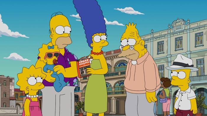 I Simpson, la nuova stagione dal 9 ottobre su Italia Uno