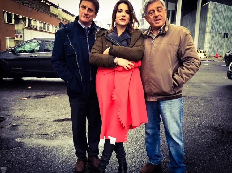 Squadra mobile  – Mafia Capitale, anche Mavina Graziani nel cast