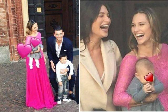 Uomini e Donne, Marco Fantini e Beatrice Valli festeggiano il battesimo di Bianca