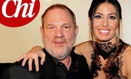 "Elisabetta Gregoraci: ""Harvey Weinstein lo conosco: è sicuramente un uomo di potere"""